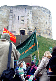 Castle Area Campaign Cliffords Tower York