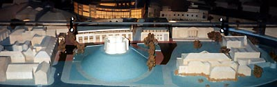 model of the Land Securities proposal
